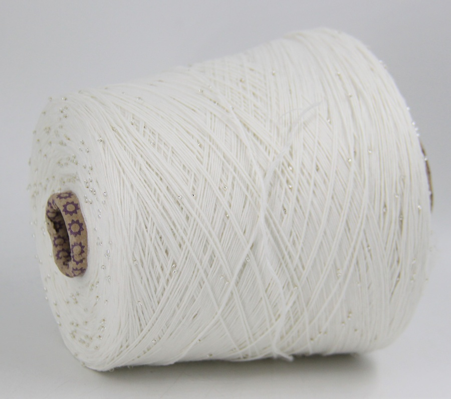 COTTON PERLINA  A101 BIANCO NATURALE